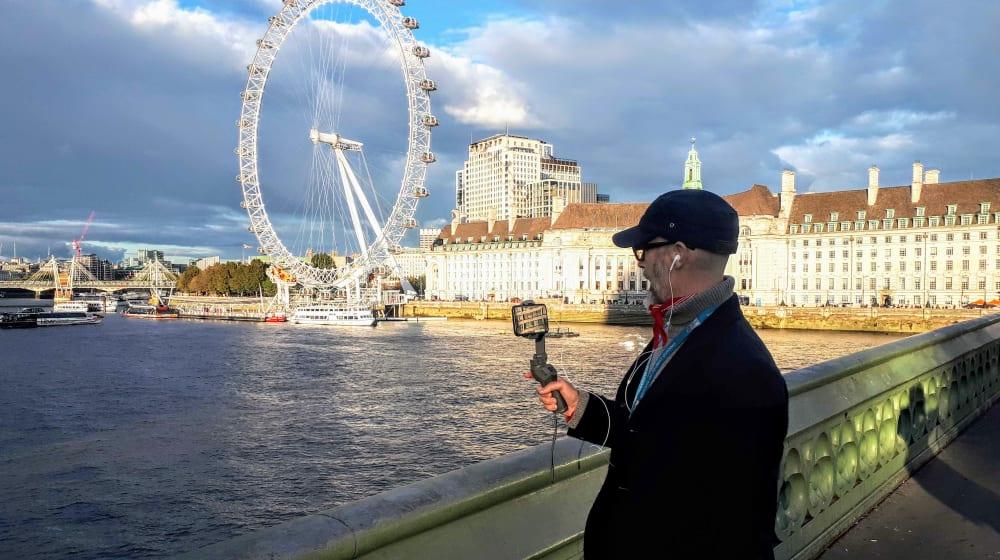 antony tour guide london