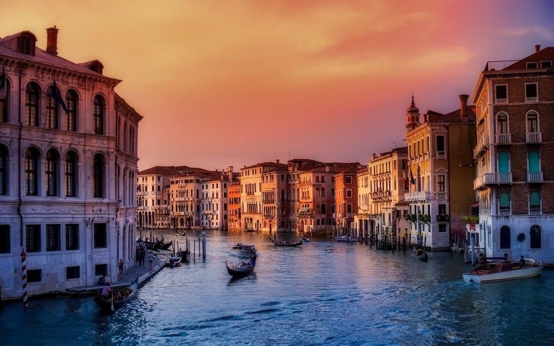 Venice - the Jewish ghetto and the secrets of the North
