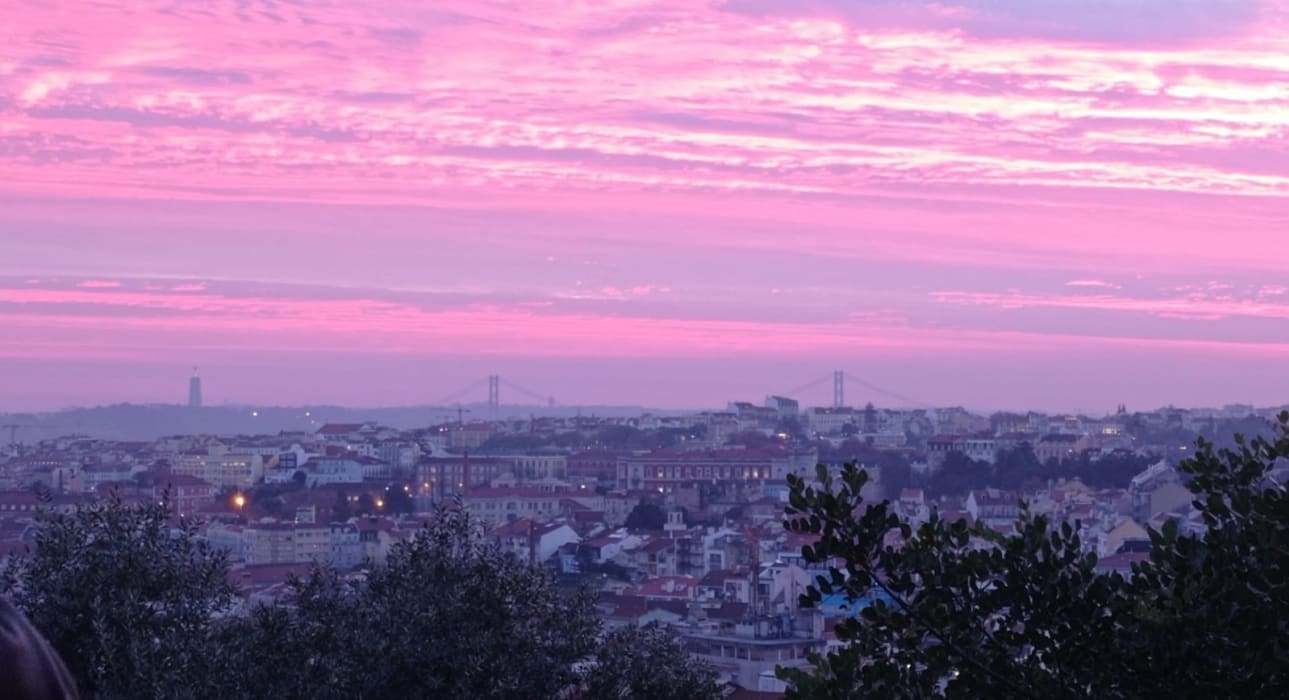 Lisbon - Anjos: Lisbon Through the Eyes of a Local