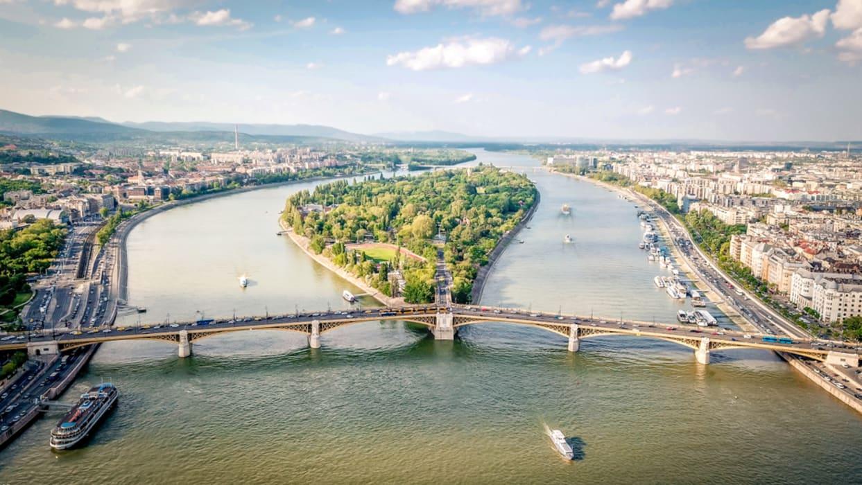 Budapest -  Margaret Island- The jewel- Box of Budapest
