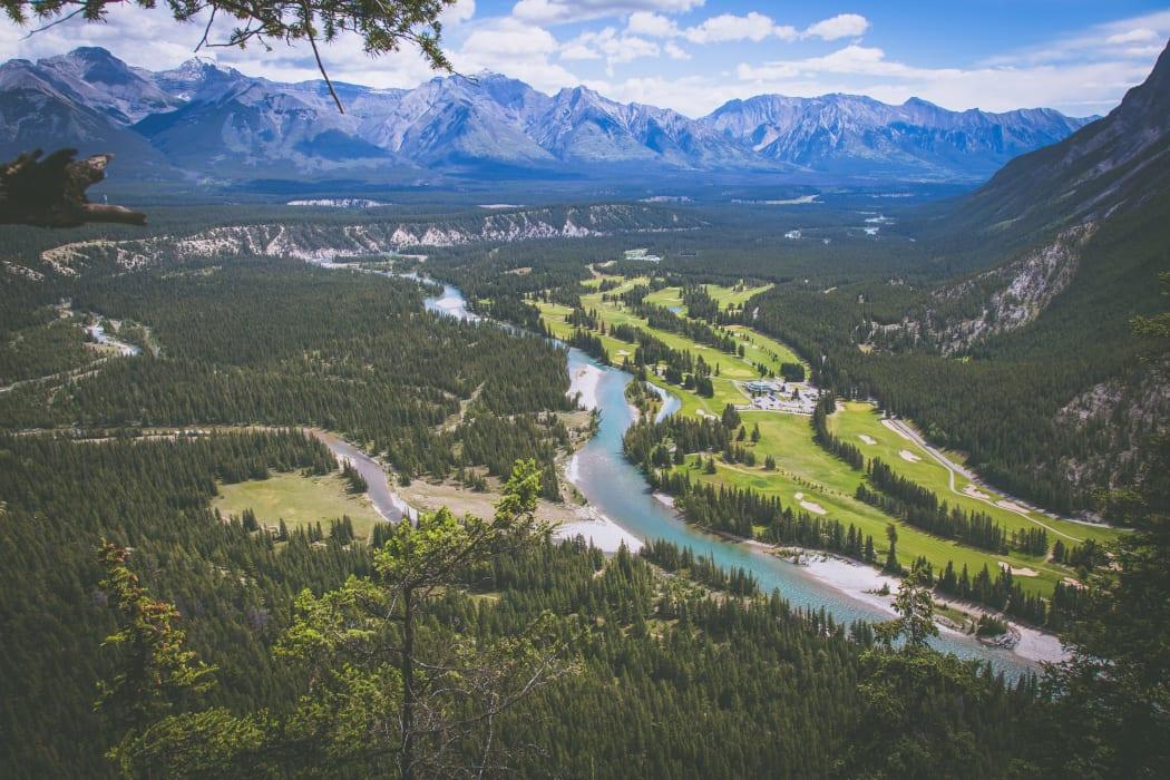 Banff - Beautiful Mountains