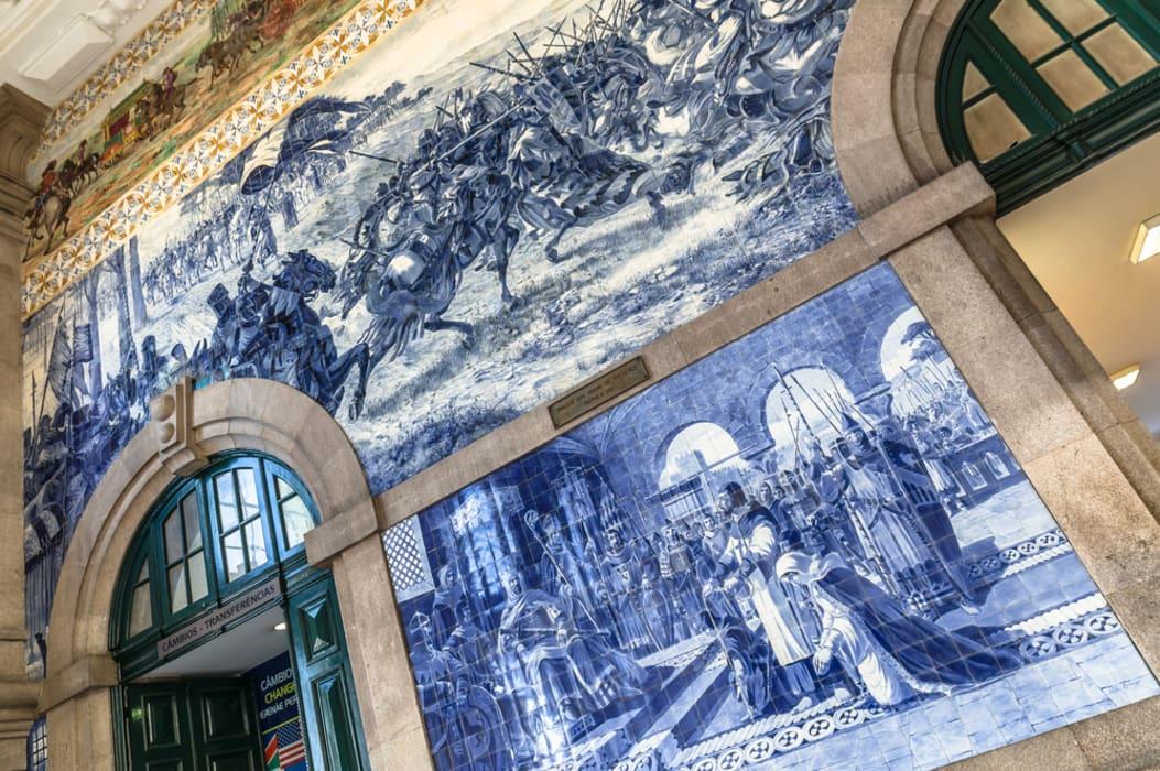 Porto - A Liberal Heart and 20,000 Unique Tiles