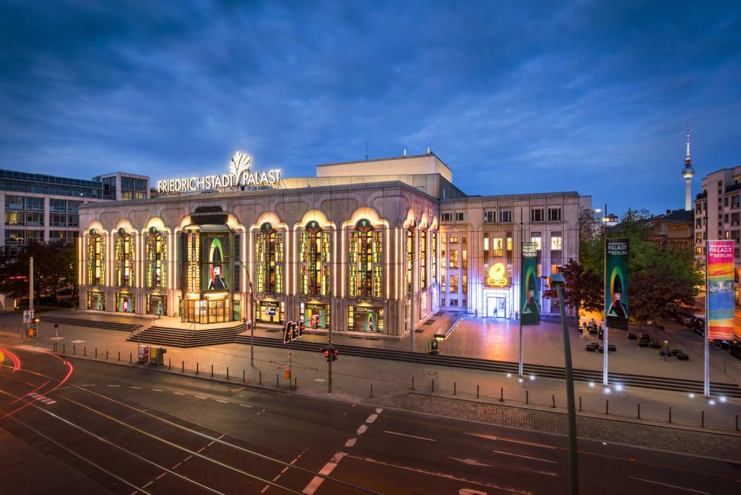 Berlin - Between Mephisto, Showgirls, and Mother Courage: Behind the Scenes of Berlin's Theatre District