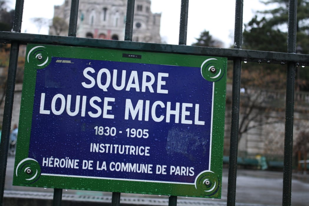 Paris - Women's Day Special - Louise Michel - Anarchist and Feminist