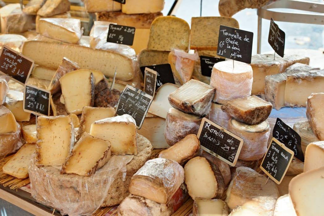 Paris - Paris Open Air Food Market