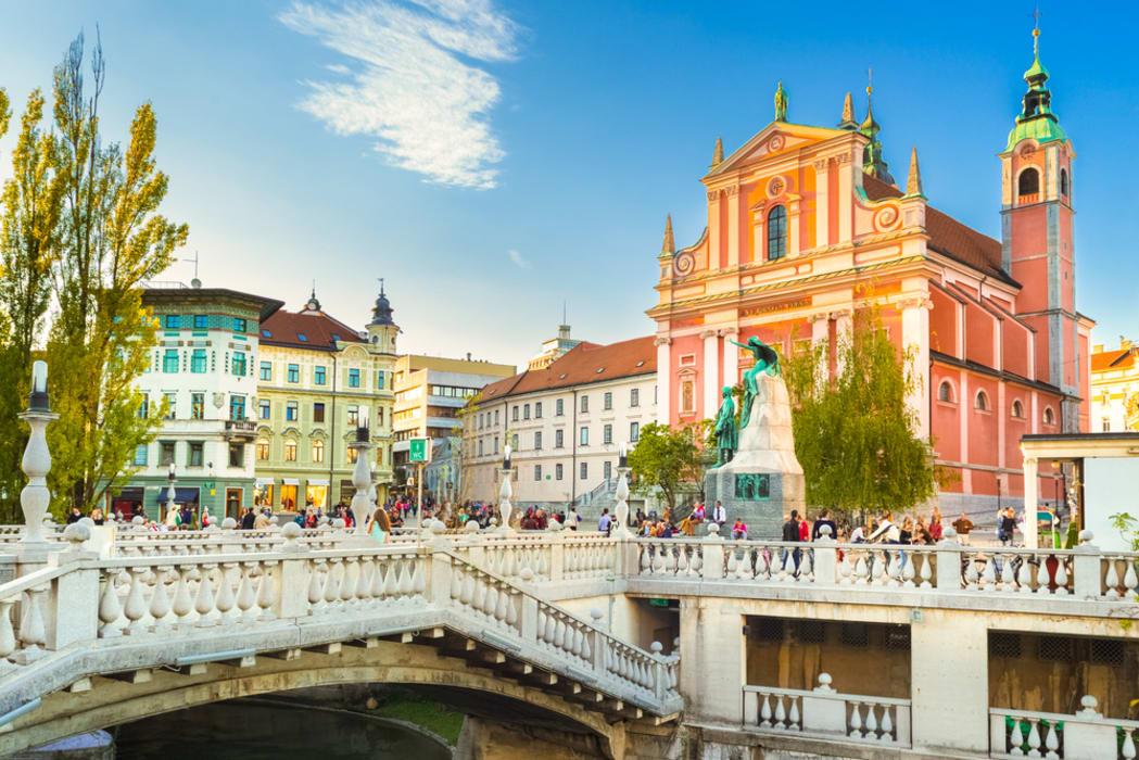 Ljubljana - Highlights of Ljubljana