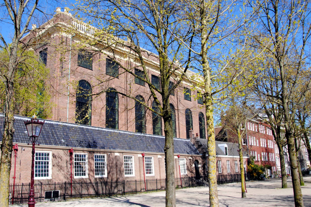 Amsterdam - Jewish History in Amsterdam