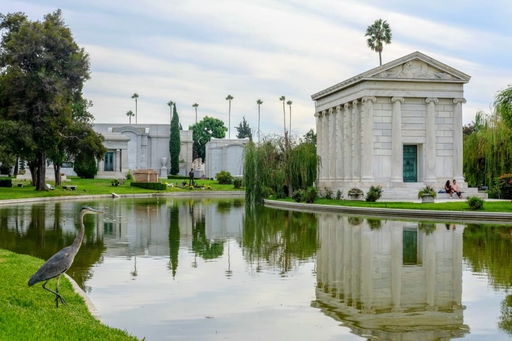 Los Angeles - Hollywood Forever Cemetery
