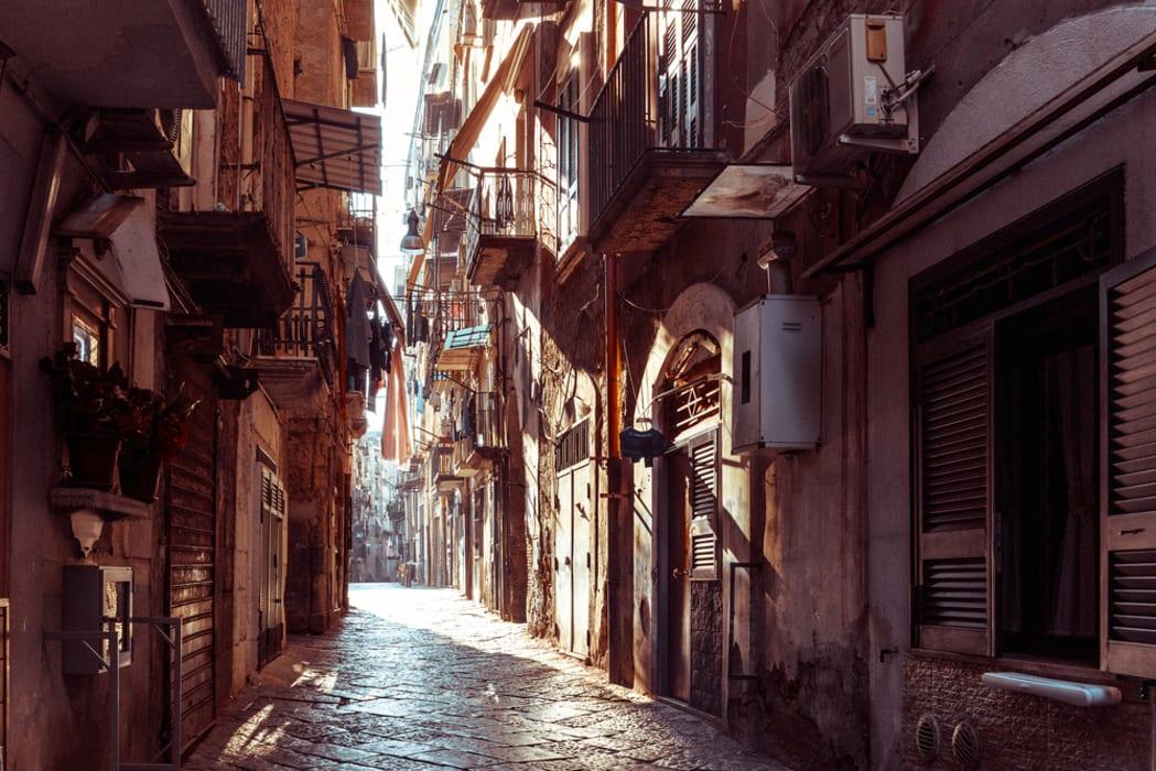 Naples - The Historic Centre of Naples