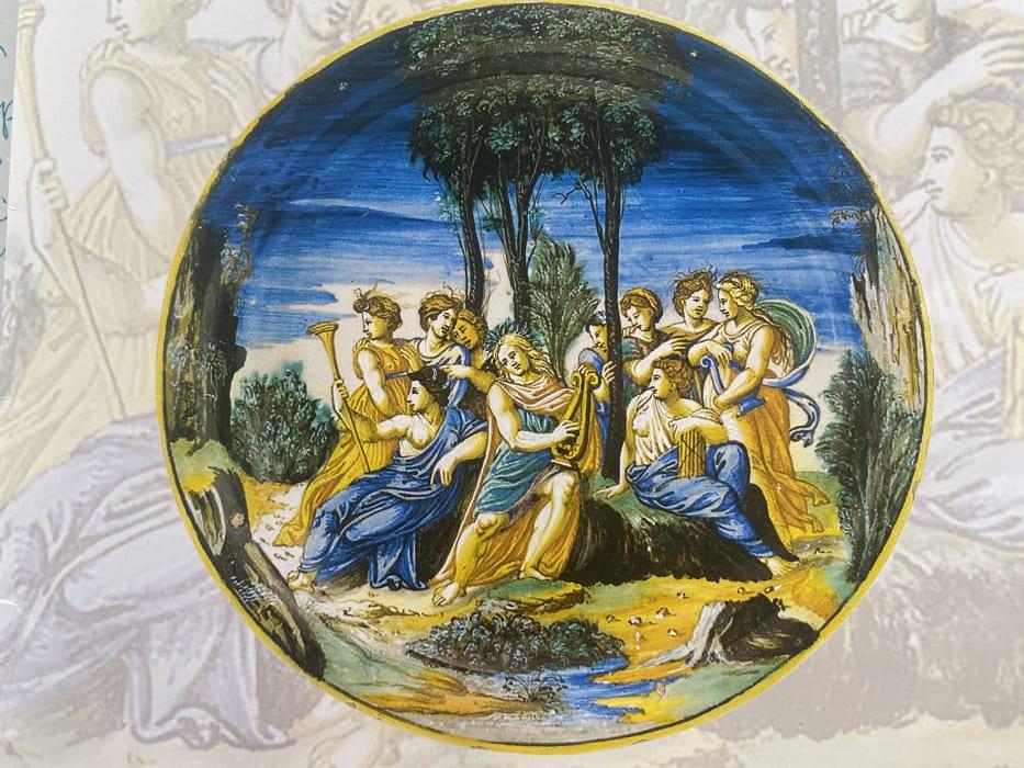 Gubbio - Raphaël and the Maiolica of the Renaissance