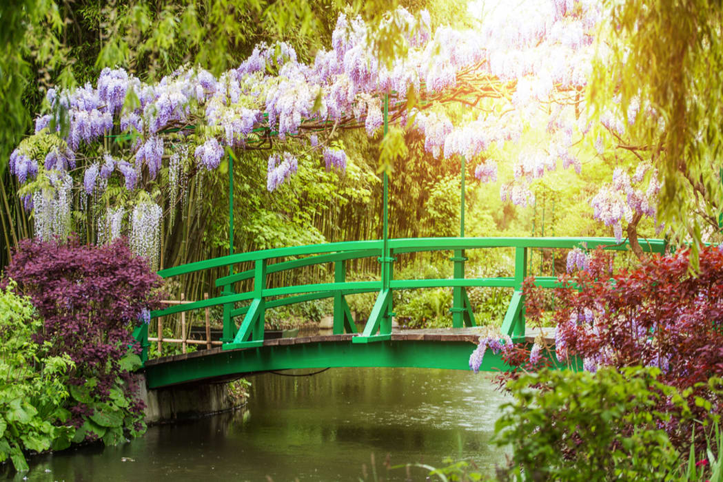 Normandy - Giverny: Claude Monet's House and Gardens