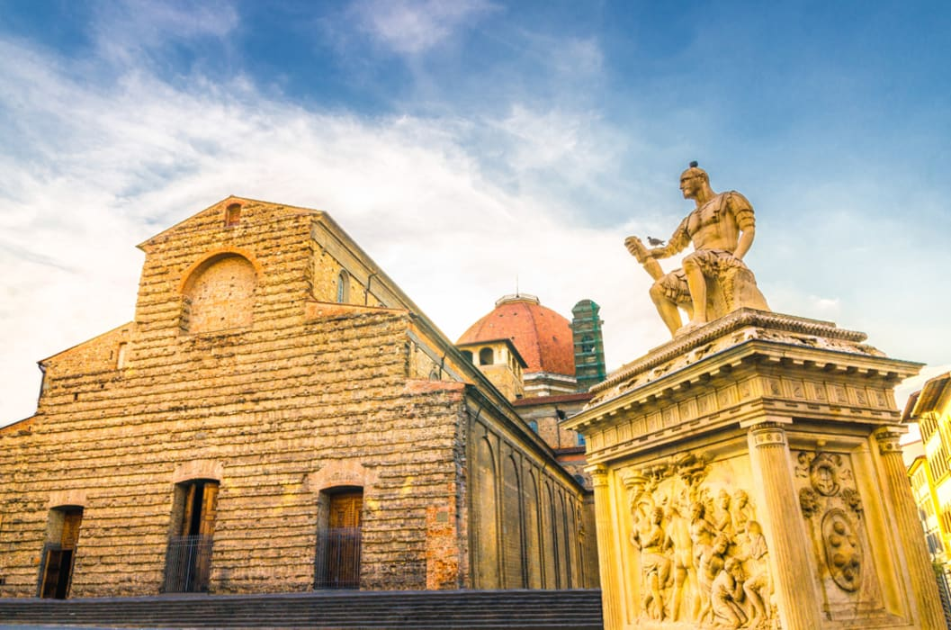 Florence - Power and Patronage in Florence under Cosimo 'the Elder' de Medici