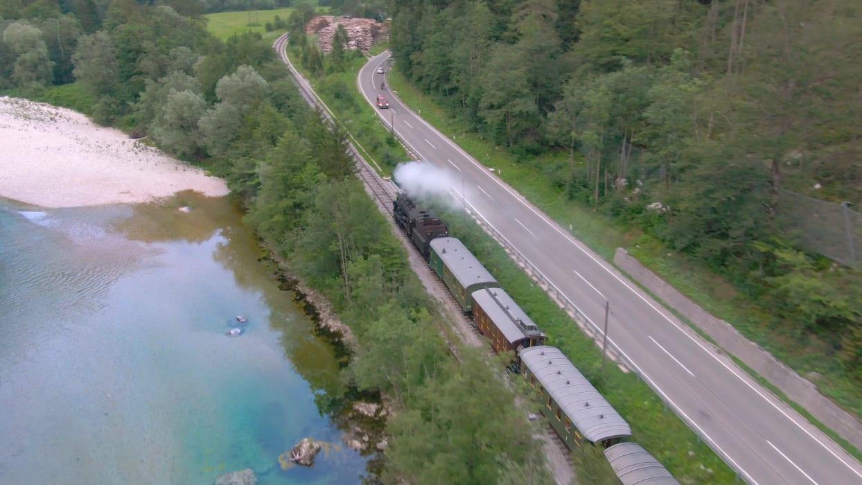 Bohinj - The Bohinj Railway opened the Window to the World, for locals