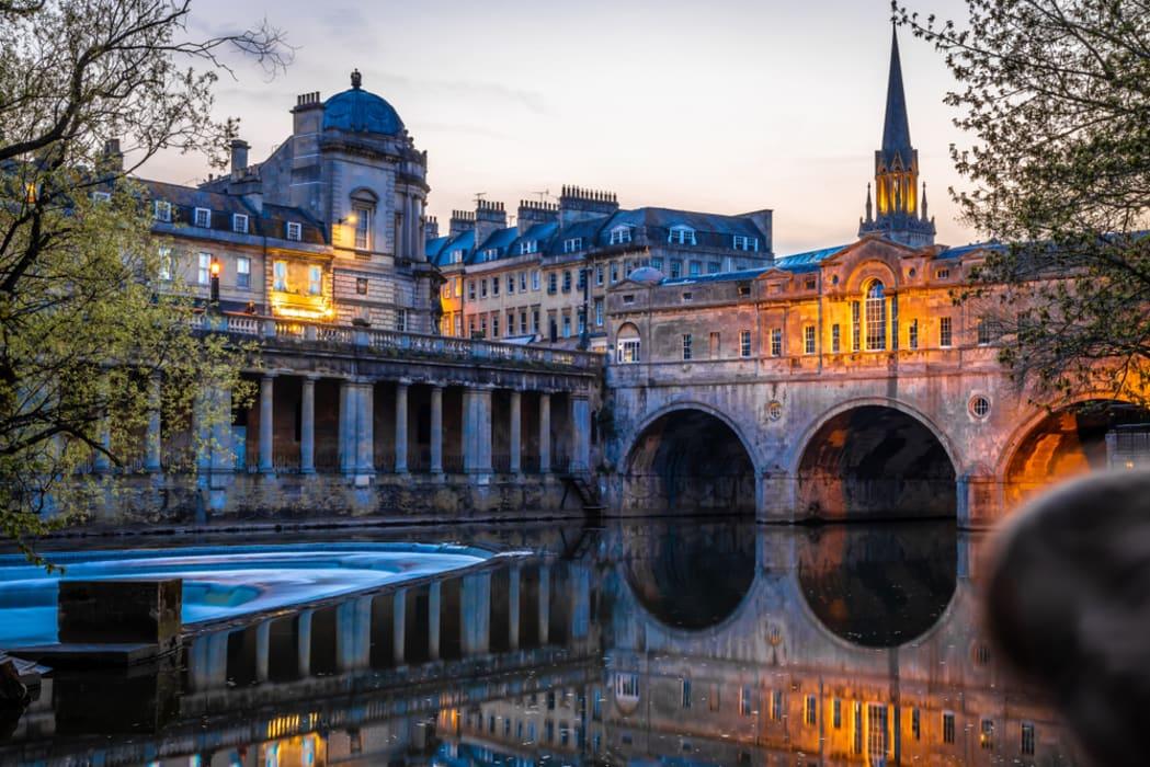 Bath - Bath Highlights Tour - Part I