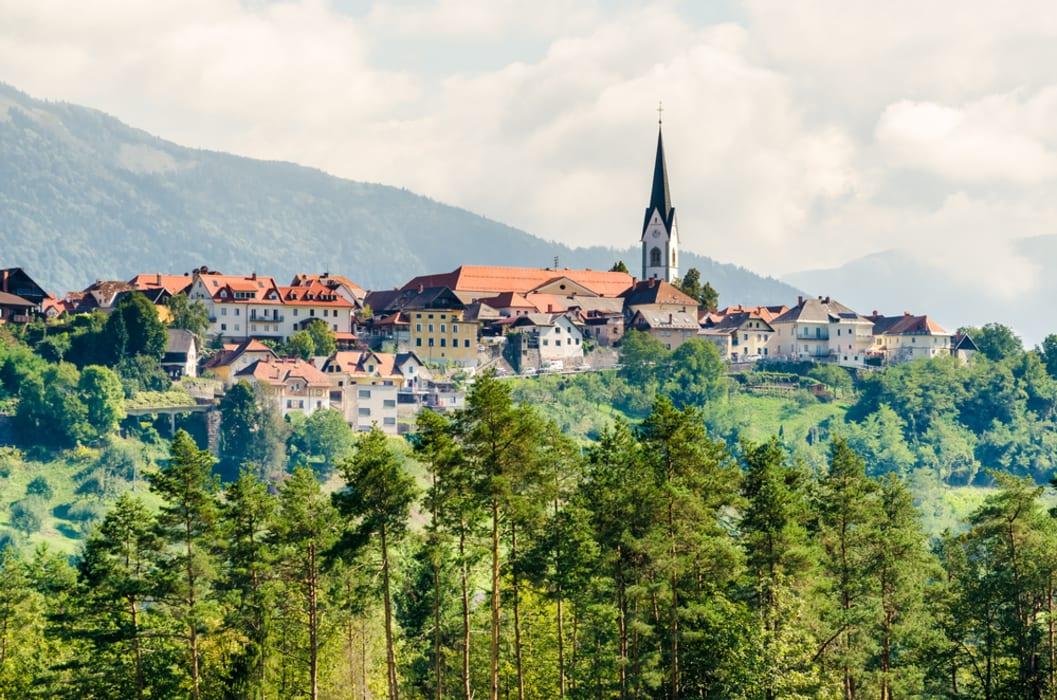 Tržič - Around Bled - Radovljica, a visit to an honestly sweet town