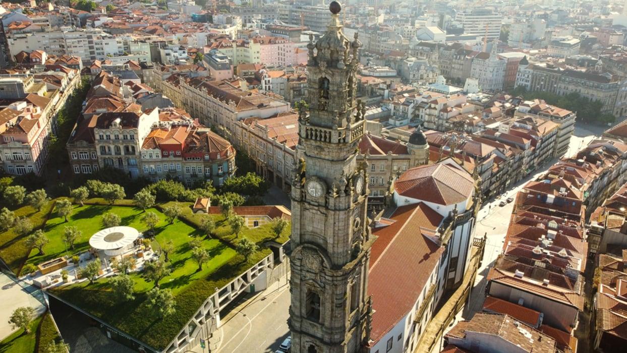 Porto - Clérigos - Cultural and Bohemian Porto