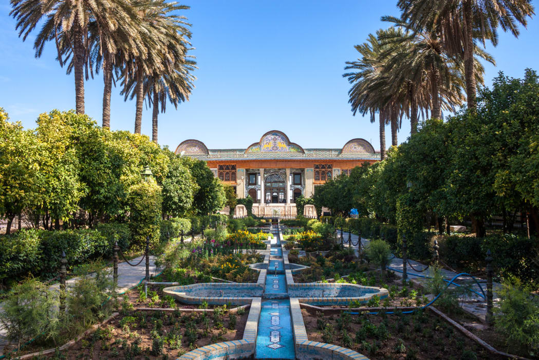 Shiraz - Paradise on Earth, Persian Gardens and Mansions