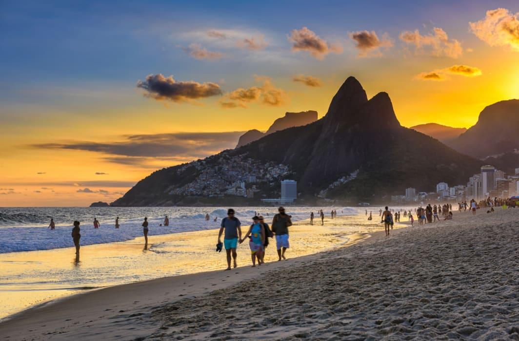 Rio de Janeiro - Garota de Ipanema