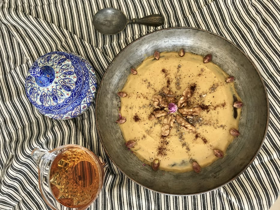 Persian Gulf - From a Date Farm to The Dining Table
