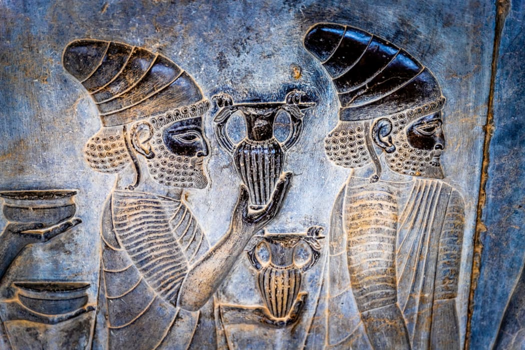 Persepolis and Necropolis - Persepolis, The Ancient Persian Empire: Part I