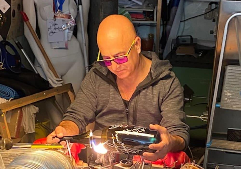 Veneto - Glasslampworking demonstration