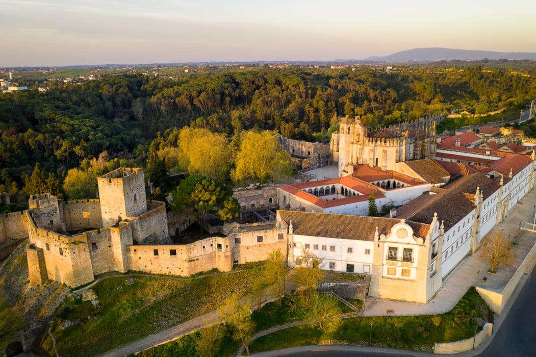 Tomar - Templar Knights Castle
