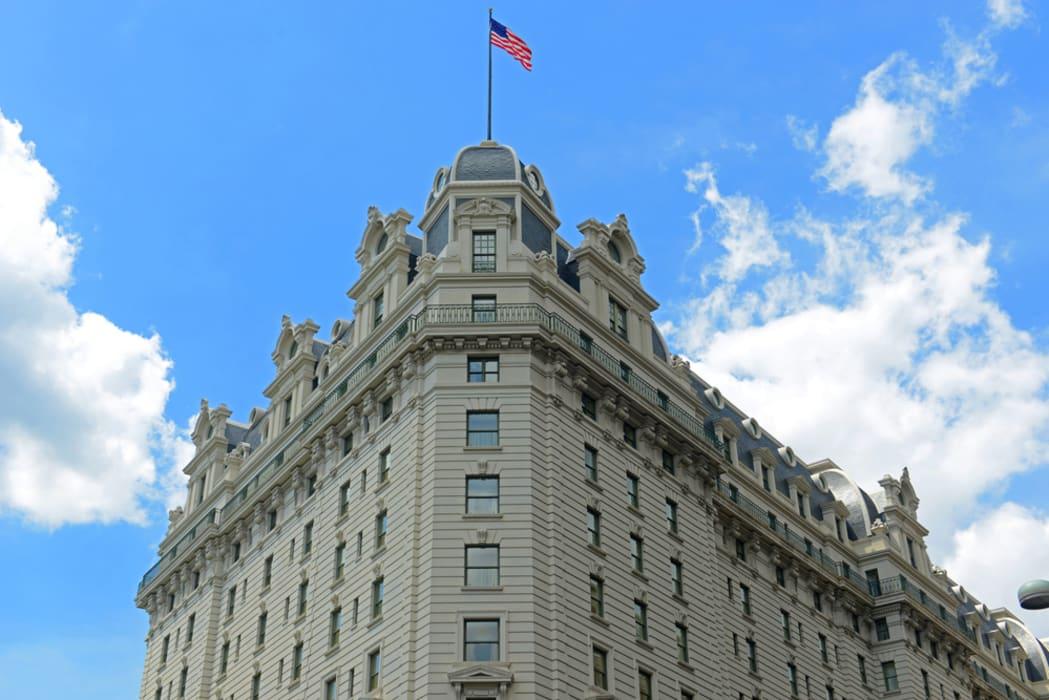 Washington D.C. - Pennsylvania Avenue, Part 2 - Old Post Office Pavilion/Trump Hotel to the W Hotel