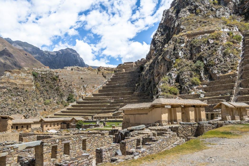 Cusco - Ollantaytambo Inca arqueo astronomy