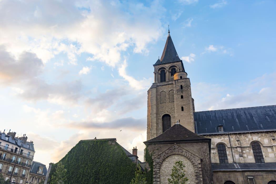 Paris - The Masters of Anglo-Saxon Literature in Paris - Part I