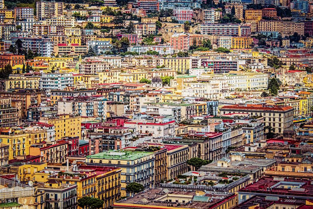 Naples -  Naples: artisans, faith and street art