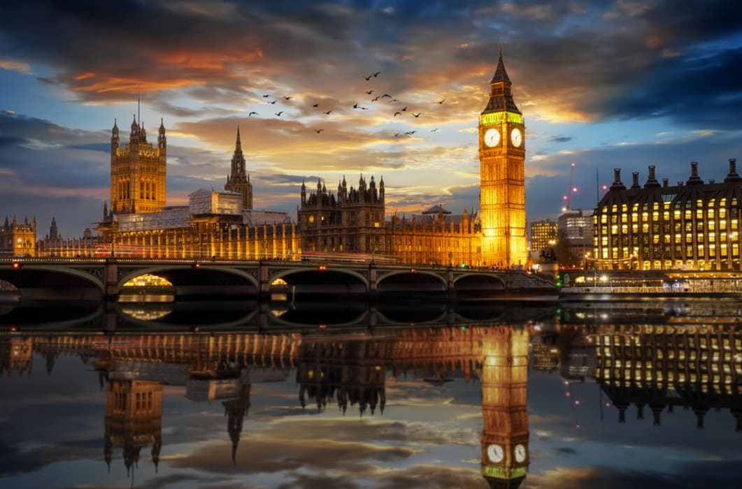 London - Highlights of Westminster
