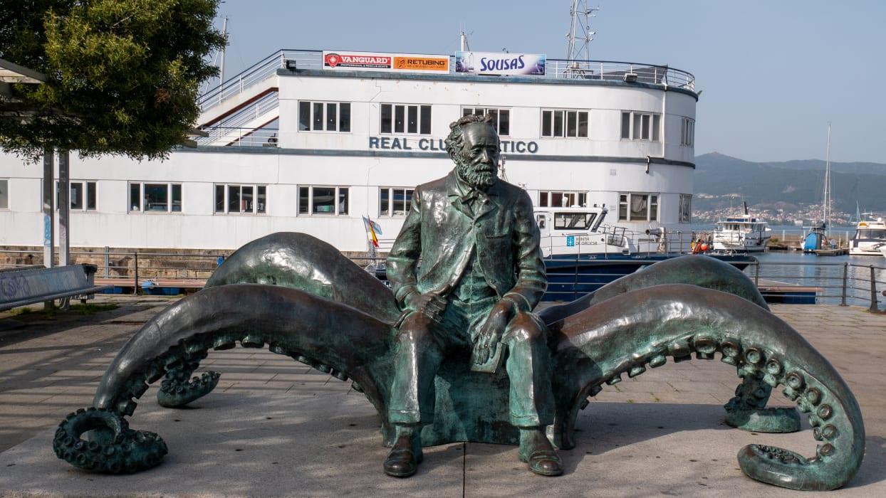 Galicia - The Fishing Port of Vigo: Historic Battles, Sunken Treasure and Cheese/Wine Tasting
