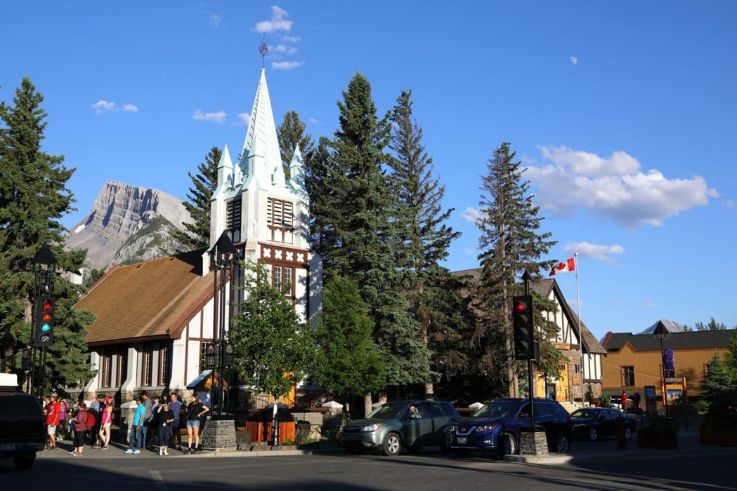 Banff - The History of Banff