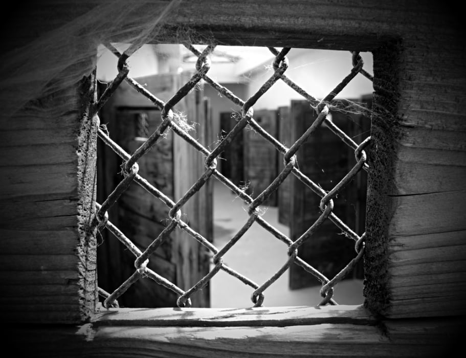 Terezin - Terezin Memorial WWII concentration camp