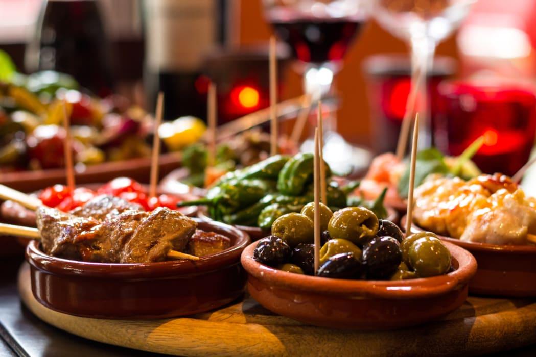 Pamplona - Cooking Class: Tapas 1