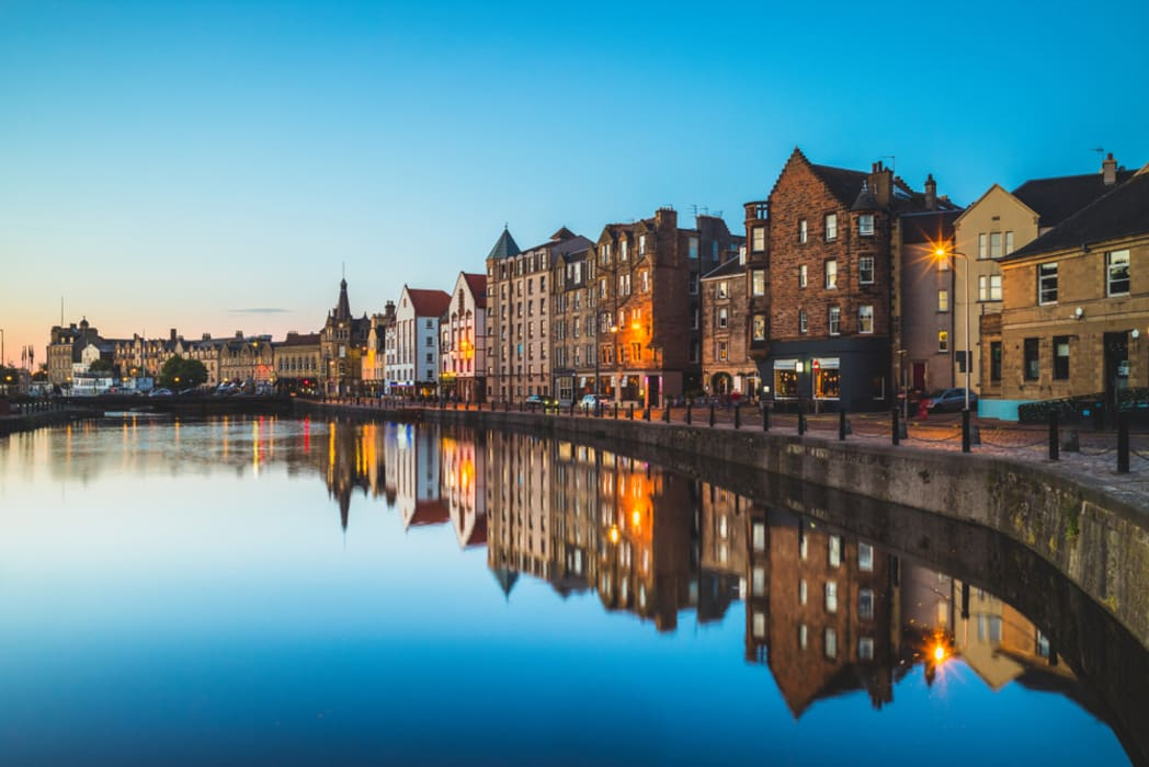 Edinburgh - Edinburgh: The story of Leith by Invisible cities
