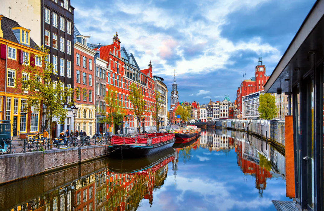 Amsterdam - Amsterdam: Trading on Tolerance