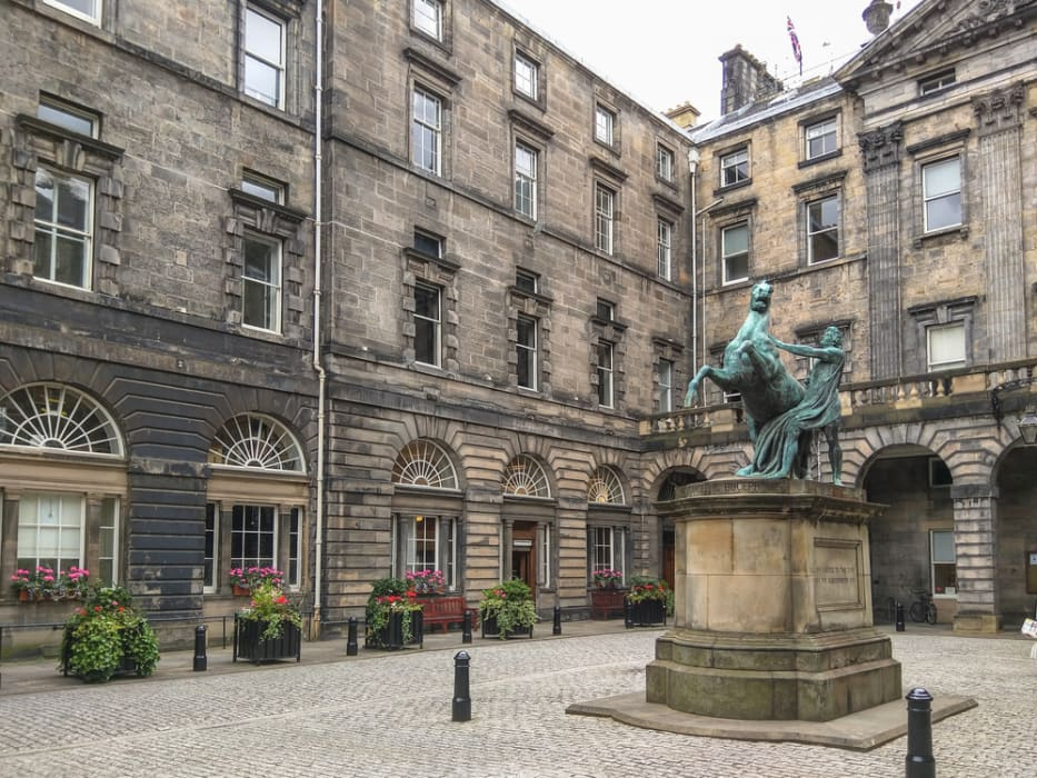 Edinburgh - Harry Potter - The Truth Behind The Myths and Legends by Invisible Cities