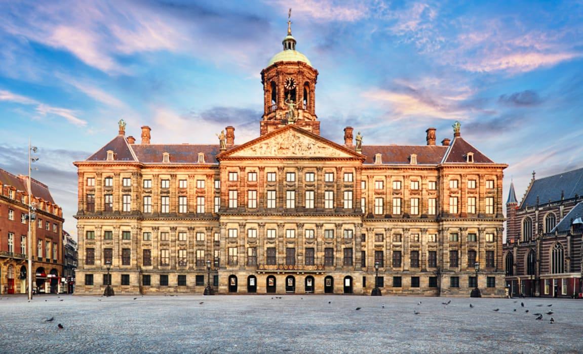 Amsterdam - Around Dam Square, where it all started in Amsterdam