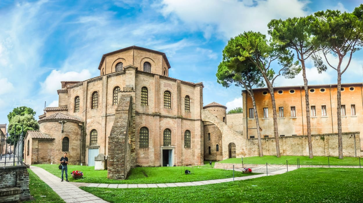 Ravenna - Ravenna: from the Past to the Present; from the Fall of the Roman Empire to Nowadays