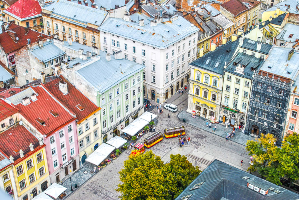 Lviv - Lviv - The Hidden Gem of Eastern Europe