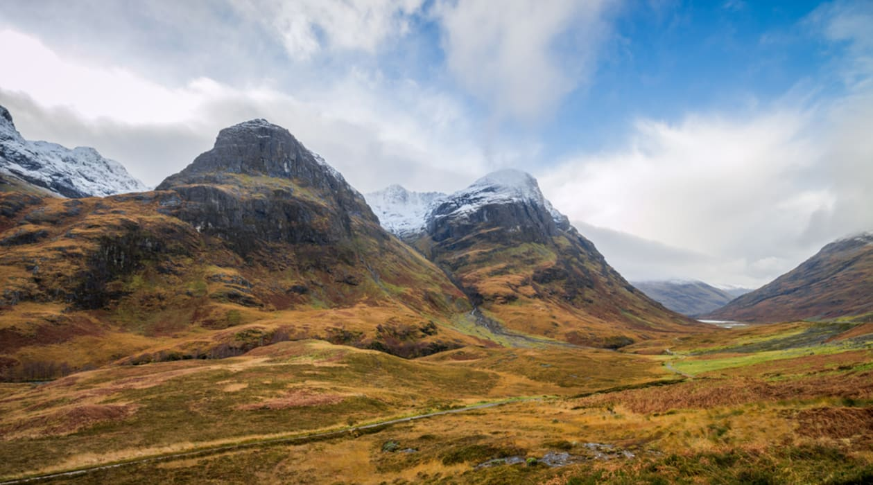 The Scottish Highlands - The Glen of Weeping