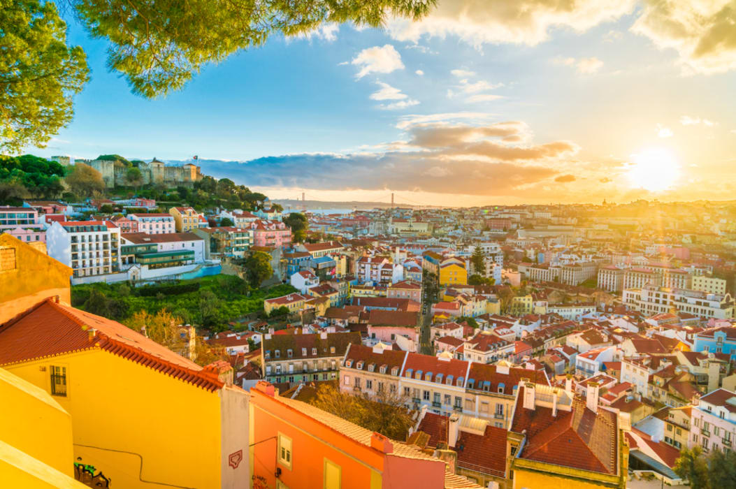 Lisbon - Graça - Best View of The City