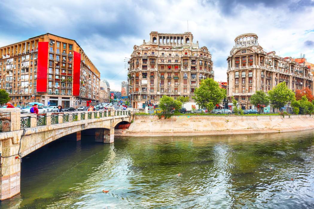 Bucharest - La Belle Epoque in Bucharest