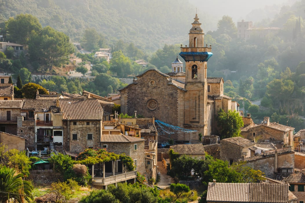 Mallorca - Valldemossa, slowlife in Mallorca