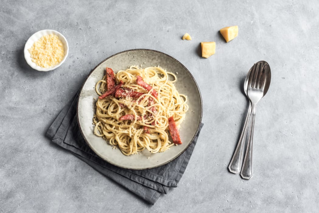 Rome - Carbonara: How to Cook the Italian Number One Sauce!