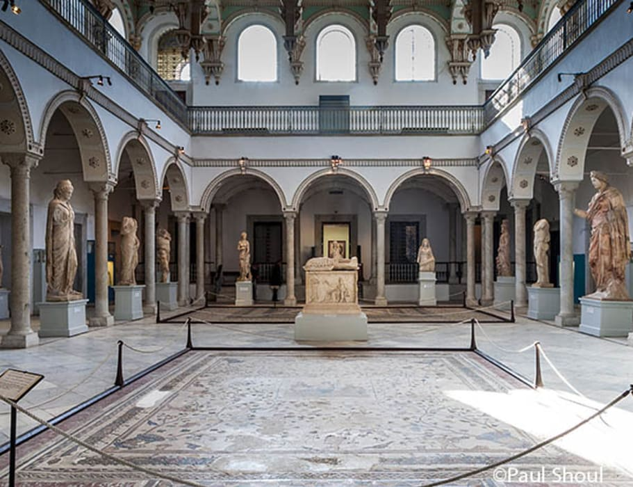 Tunis & Carthage - Explore The Fascinating National Bardo Museum In Tunis