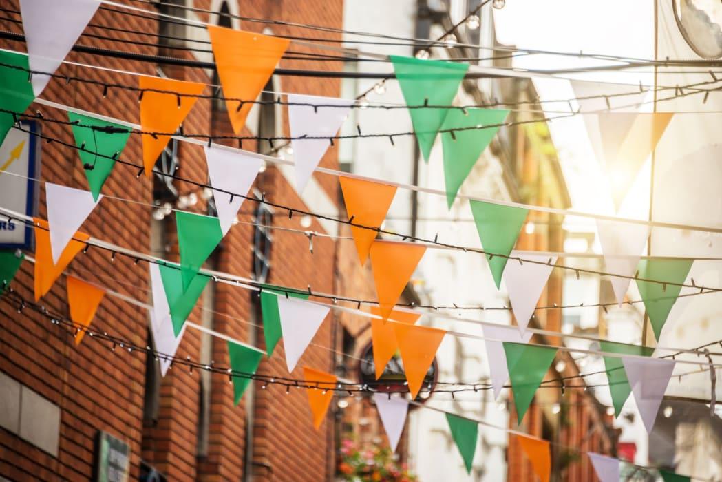 Dublin - Ancient Dublin on St Patrick's Day