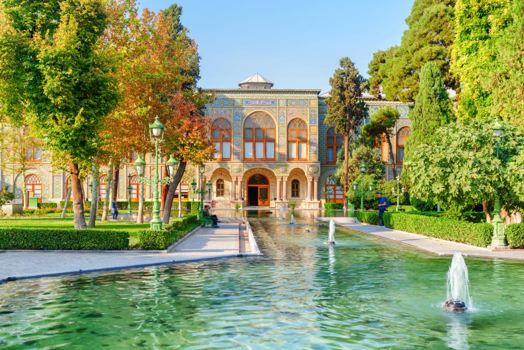 Tehran - Golestan Palace: Part 2