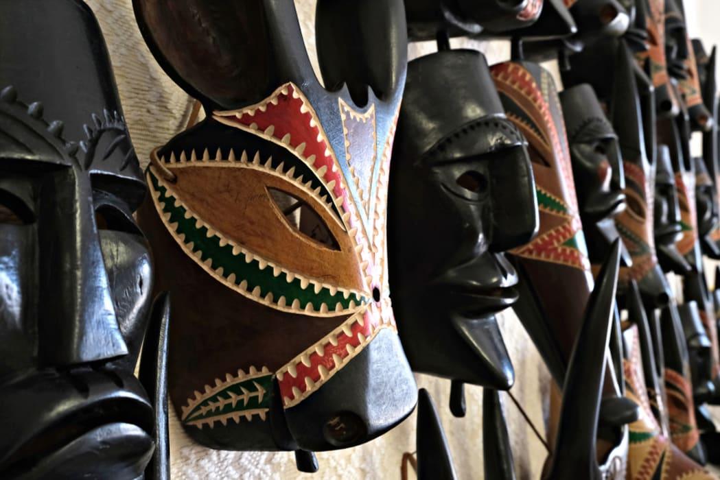 Sardinia - The Art of Making Sardinian Traditional Masks